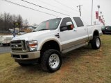 2009 Ford F350 Super Duty King Ranch Crew Cab 4x4 Data, Info and Specs