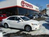 2008 Super White Toyota Camry LE #25841652