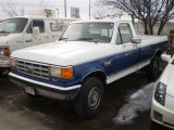 Ford F250 1987 Data, Info and Specs