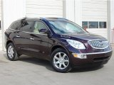 2009 Dark Crimson Metallic Buick Enclave CXL AWD #25890975