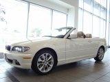 2006 Alpine White BMW 3 Series 330i Convertible #25890988