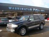 2007 Black Lincoln Navigator Ultimate 4x4 #25891171