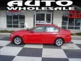 2008 Crimson Red BMW 3 Series 328i Sedan #25891186