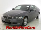 2007 Sparkling Graphite Metallic BMW 3 Series 328i Coupe #25891029