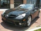 2009 Mercedes-Benz SLK 55 AMG Roadster
