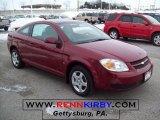 2007 Sport Red Tint Coat Chevrolet Cobalt LT Coupe #25891219