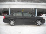 2007 Black Chevrolet Malibu LS Sedan #25891062