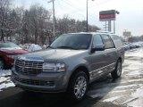 2008 Vapor Silver Metallic Lincoln Navigator Elite 4x4 #25891091