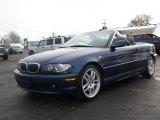 2004 Mystic Blue Metallic BMW 3 Series 330i Convertible #25891096