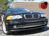 2001 Black Sapphire Metallic BMW 3 Series 330i Coupe #25916855