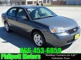 2008 Dark Gray Metallic Chevrolet Malibu Classic LT Sedan #25920316