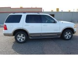 2004 Oxford White Ford Explorer Eddie Bauer 4x4 #25920495
