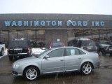 2008 Quartz Grey Metallic Audi A4 2.0T quattro Sedan #25920394