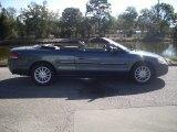 2002 Onyx Green Pearl Chrysler Sebring LXi Convertible #25920404