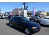 2004 Orient Blue Metallic BMW 3 Series 325xi Sedan #25920126