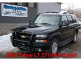 2005 Black Chevrolet Tahoe LT 4x4 #25920308