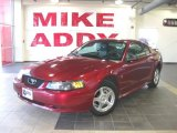 2003 Redfire Metallic Ford Mustang V6 Coupe #25920312