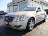 2009 Gold Mist Cadillac CTS Sedan #25920166