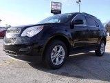 2010 Black Chevrolet Equinox LT #25964647