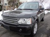 2007 Java Black Pearl Land Rover Range Rover HSE #25964814