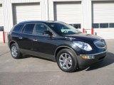 2009 Carbon Black Metallic Buick Enclave CXL AWD #25964502