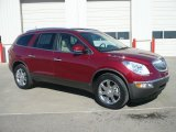 2009 Red Jewel Tintcoat Buick Enclave CXL AWD #25964503