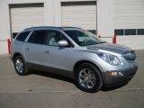 2009 Quicksilver Metallic Buick Enclave CXL AWD #25964505