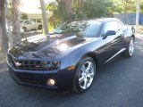 2010 Imperial Blue Metallic Chevrolet Camaro LT/RS Coupe #25964560