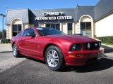 2005 Redfire Metallic Ford Mustang GT Premium Coupe #25964735