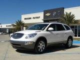 2009 White Opal Buick Enclave CXL #25999583