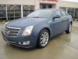 2009 Blue Diamond Tri-Coat Cadillac CTS 4 AWD Sedan #26000004