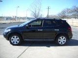 2007 Super Black Nissan Murano SL #25999400