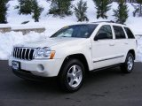 2006 Stone White Jeep Grand Cherokee Limited 4x4 #26000152