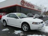 2002 Oxford White Ford Mustang GT Coupe #25999741