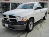 2009 Stone White Dodge Ram 1500 ST Regular Cab #26000027