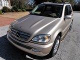 2005 Desert Silver Metallic Mercedes-Benz ML 350 4Matic #25999750