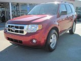 2009 Sangria Red Metallic Ford Escape XLT V6 4WD #26000040