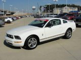 2006 Performance White Ford Mustang V6 Premium Coupe #26000066