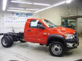 2010 Dodge Ram 4500 ST Regular Cab Chassis Data, Info and Specs