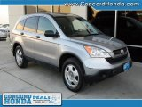 2007 Whistler Silver Metallic Honda CR-V LX #25999449