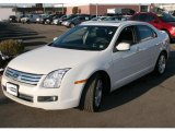 2008 White Suede Ford Fusion SEL V6 AWD #25999465