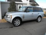 2007 Zermatt Silver Metallic Land Rover Range Rover HSE #25999473