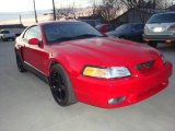 2003 Torch Red Ford Mustang Cobra Coupe #2601224