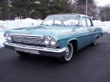 Chevrolet Bel Air 1962 Data, Info and Specs