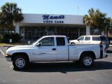 2004 Bright Silver Metallic Dodge Dakota Sport Club Cab #25999821