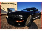 2007 Black Ford Mustang Shelby GT500 Convertible #2600171