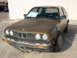 1984 Bahama Brown BMW 3 Series 318i #26000240
