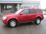 2009 Sangria Red Metallic Ford Escape Limited V6 4WD #25999829