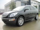 2010 Carbon Black Metallic Buick Enclave CXL AWD #25999864