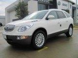 2010 White Opal Buick Enclave CX #25999866